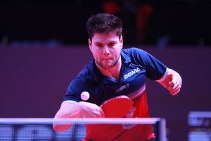 Уродженець Києва став першою ракеткою світу в настільному тенісі