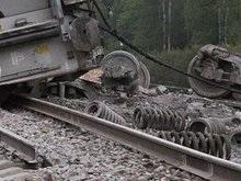 МЧС сообщает о 15 госпитализированных после аварии поезда на Кубани