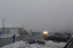 Сильний туман може зірвати чоловічий спринт в Обергофі