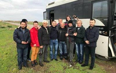 Украинские моряки с арестованного в Сирии судна возвращаются домой