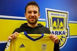 Богданов перейшов у польську Арку