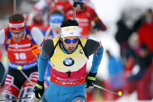 Біатлон: українець - десятий у першій гонці Кубка світу у 2018 році