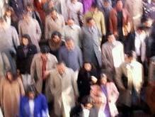 Население Украины в январе сократилось еще на 35 тысяч человек