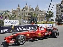 Масса выигрывает квалификацию Гран-При Монако