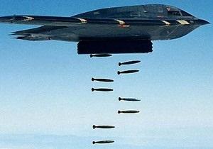 Бомбардировщики ВВС США атаковали учебные цели в Южной Корее