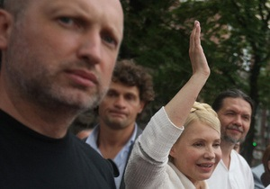 БЮТ требует от Януковича разрешить встречи с Тимошенко
