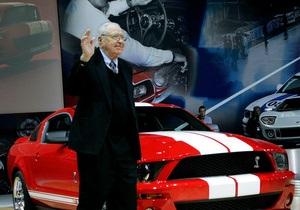 В США скончался конструктор Shelby Mustang Кэрролл Шелби