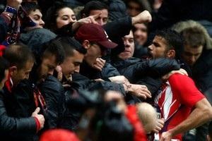 Косту вилучили за радість за гол у першому матчі після повернення в Мадрид