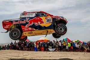 Дакар-2018: Аль-Аттия и Лопрайс выиграли первый этап в своих классах