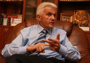 Литвин убежден в необходимости перевыборов мэра Киева