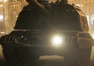 Во время учений на Ровенском полигоне погиб механик танка