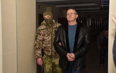 Суд арестовал экс- министра  Крыма
