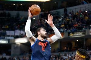 Эффектный аллей-уп Уэстбрука – в пятерке лучших моментов дня в НБА