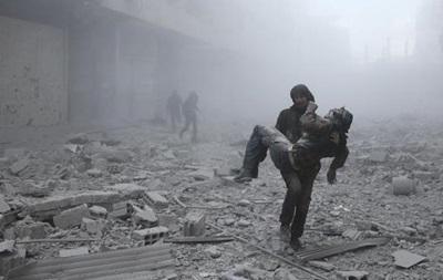 В Сирии в результате авиаударов погиб 21 мирный житель