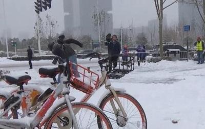 У Китаї через негоду загинула 21 особа
