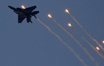 Сирия обвинила Израиль в новых ракетных обстрелах