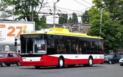 Білоруси поставлять Одесі 46 тролейбусів