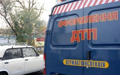 В Луцке водитель Opel сбил школьницу и уехал с места аварии