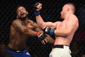 Бій Гетжі - Джонсон став кращим в UFC за 2017 рік