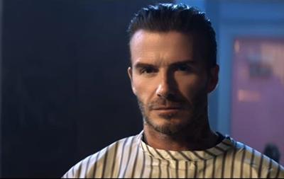 Бекхем використовував український трек у рекламі свого бренду