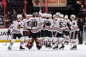 НХЛ: Оттава сильнее Торонто, Минессота – Чикаго
