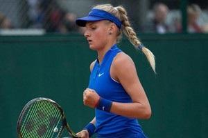 Ястремская успешно начала квалификацию Australian Open