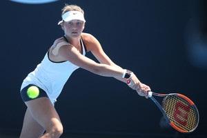 Костюк здобула вольову перемогу на старті кваліфікації Austalian Open