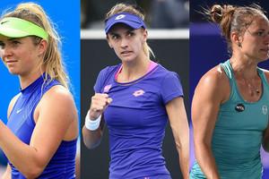 Українські тенісисти дізналися суперників в основній сітці Australian Open