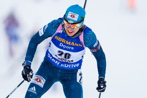 Біатлон: Джима і Семеренко зупинилися за крок від медалі в Рупольдингу