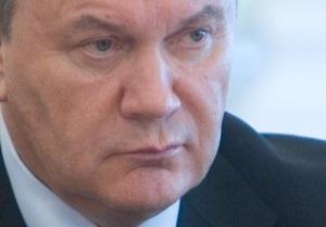 Долгожданное вето: Янукович обратился к украинцам