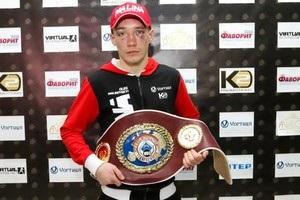 Украинец Малиновский может провести бой за титул WBO
