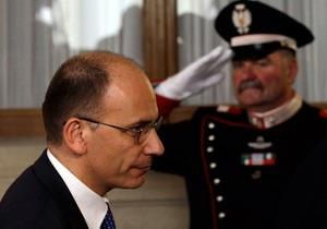 Новым премьером Италии станет левоцентрист Летта