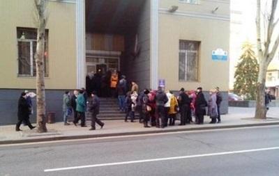 Авария Vodafone. В Донецке очереди за пакетами местного оператора