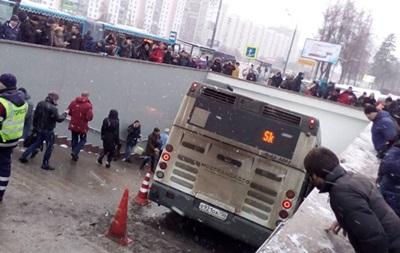 Автобус, що в їхав у Москві в перехід, був справний