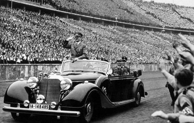 У США на аукціон виставлять авто Гітлера
