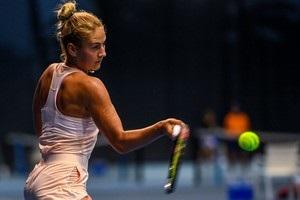 Украинка Марта Костюк вышла в основную сетку Australian Open