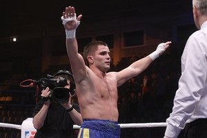 Митрофанов виграв свій другий бій на професійному рингу