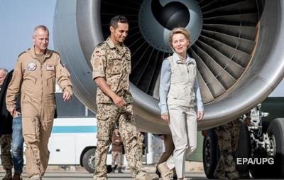 Німеччина скоротить операцію бундесверу проти ІД