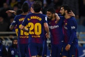 Барселона – единственный клуб из топ-5 лиг Европы, который еще не проиграл в этом сезоне