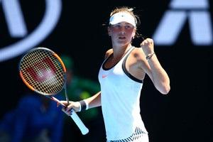 Юная украинка Костюк сотворила сенсацию на старте Australian Open