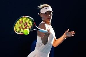 Костюк – самая юная теннисистка, выигравшая матч на Australian Open
