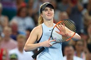 Світоліна без проблем вийшла до другого раунду Australian Open