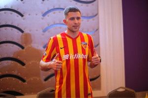 Кравец перешел из Динамо в Кайзериспор
