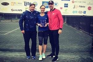 Українка Калініна захистила титул на турнірі у США