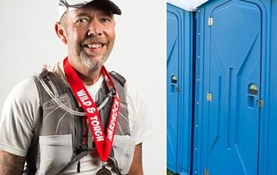 У США спортсмен перемагав у марафонах, ховаючись в туалеті