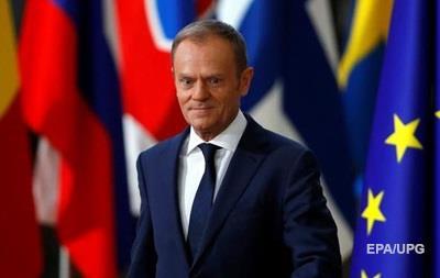 Туск и Юнкер призвали Великобританию остаться в ЕС