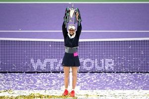 Підсумковий турнір WTA змінив прописку - джерело
