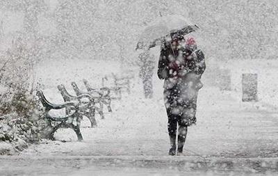 Українців попередили про сильні снігопади