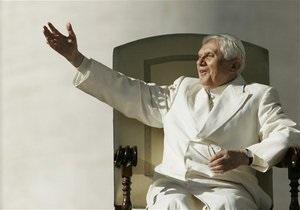 Ватикан назвал дату отречения Бенедикта XVI от престола