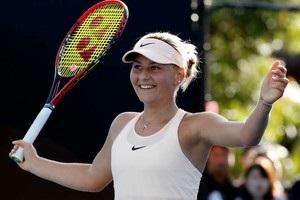 15-летняя Костюк вышла в третий раунд Australian Open